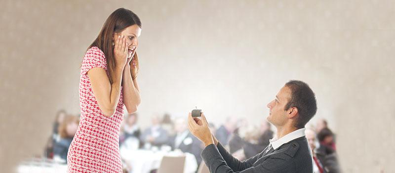 Kadınlar Nasıl Bir Evlenme Teklifi Almak İster?