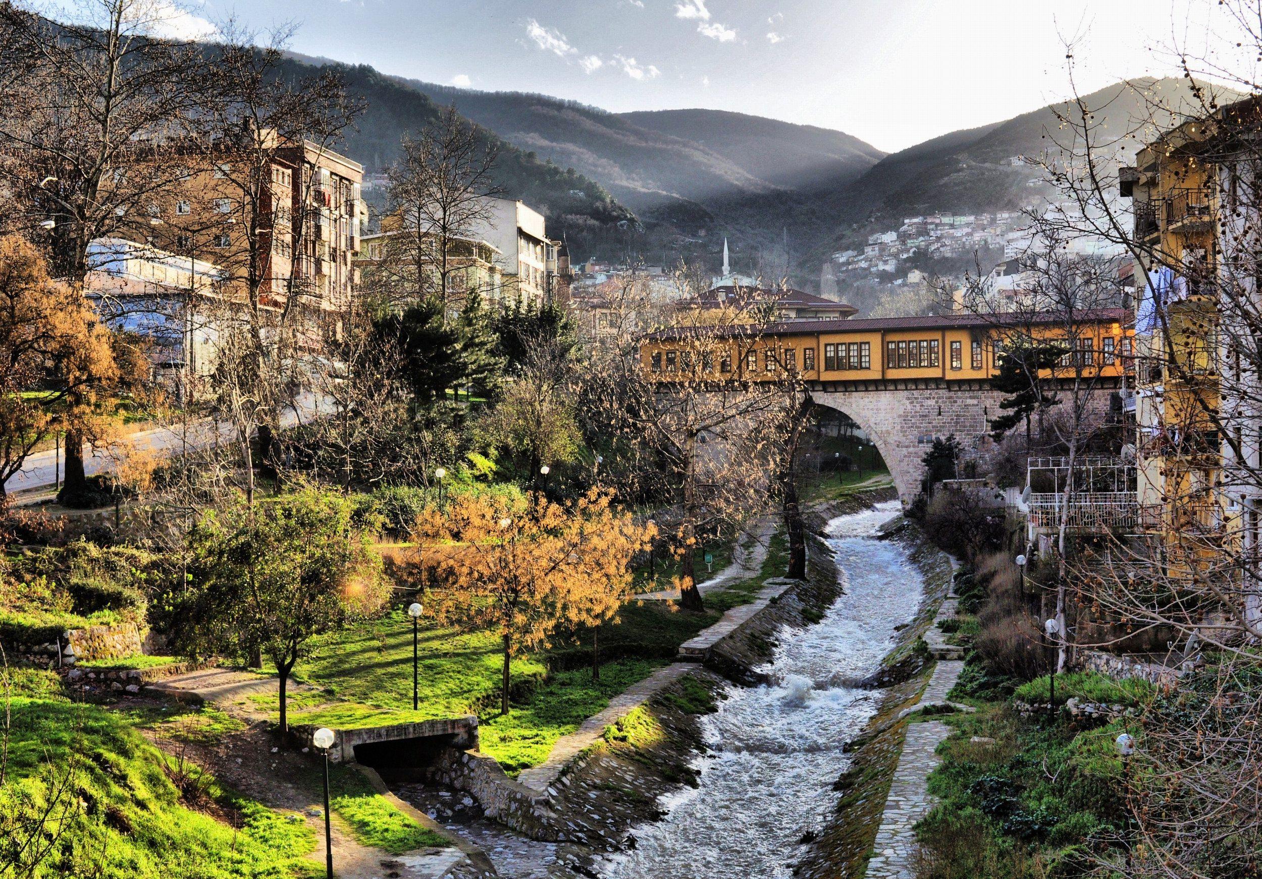 Bursa'da sevgilinizle şehir turu atmayı unutmayın